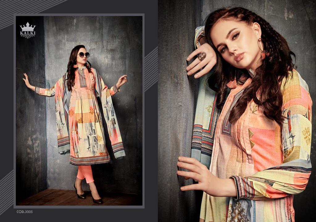 Fancy Print Silk Sarees