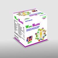 Wow Health Multivitamin Capsule