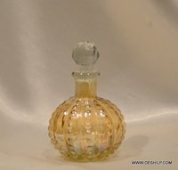 MINI PERFUME BOTTLE WITH YELLOW COLOR