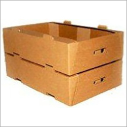 Laminated Corrugated Box Tray