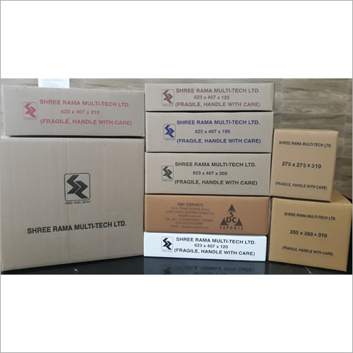 3 Ply Corrugated Printed Box