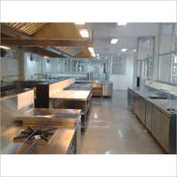 Customized Commercial Kitchen Designing Service