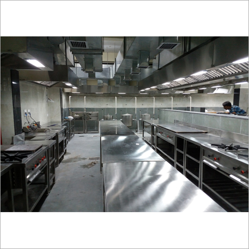 Commercial Modular Kitchen Designing Service