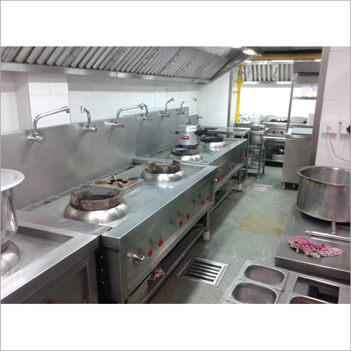 Hotel Kitchen Renovation Service