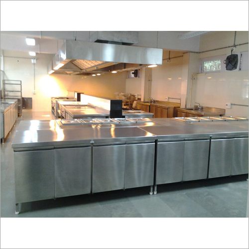 Commercial Kitchen Designing Service
