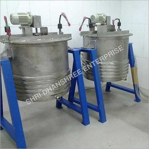 Titanium Vessel Reactor