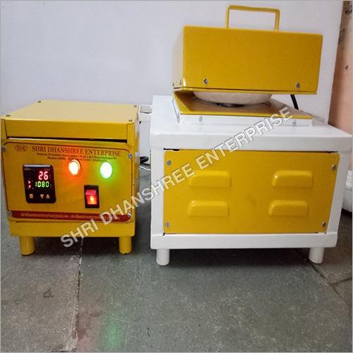 Electronic Display Gold Melting Machine