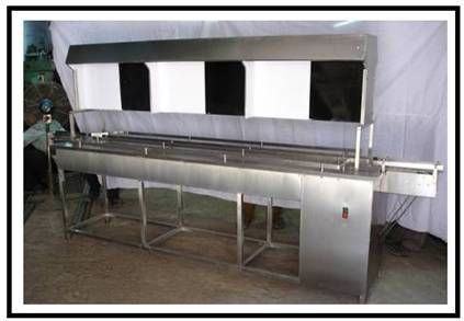 Online Injectable Vial Inspection Machine