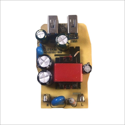 Mobile Battery Charger Circuit