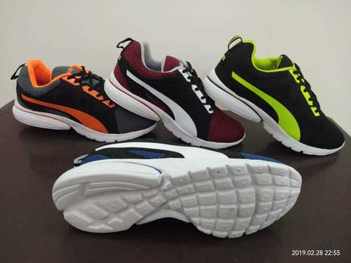 Mens Simple Sports Shoes