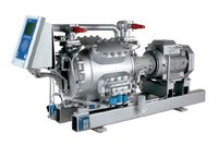Re Conditioned Sabroe Industrial Compressor