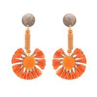 Rafia Earrings