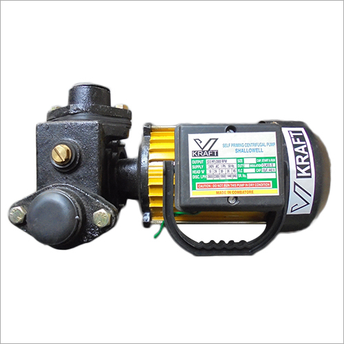 1 HP Monoblock Pump