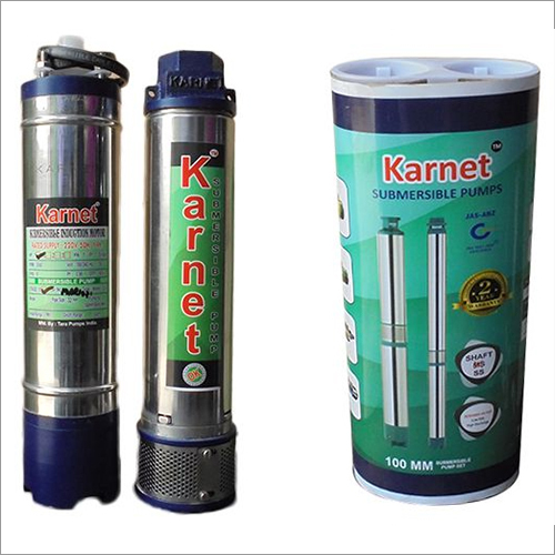 V4 Karnet  Submersible Pump