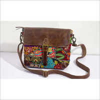 MESSENGER BAG VINTAGE BARMERI