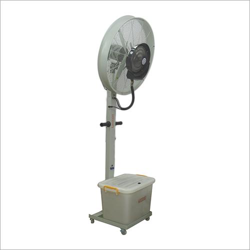 White Mist Fan