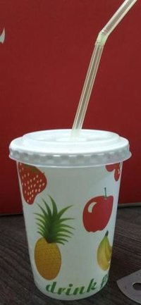 250 ml Disposable Paper Glass
