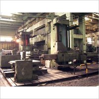 Horizontal boring machine WD160