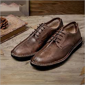 Casual Leather Shoe