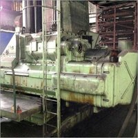 Horizontal boring machine W200A