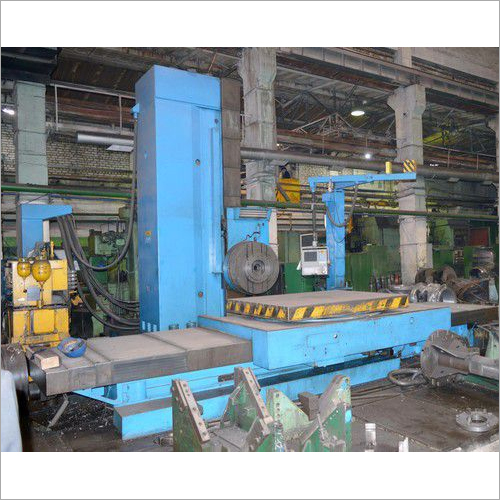 Horizontal boring mill machine BFKP-130 CNC