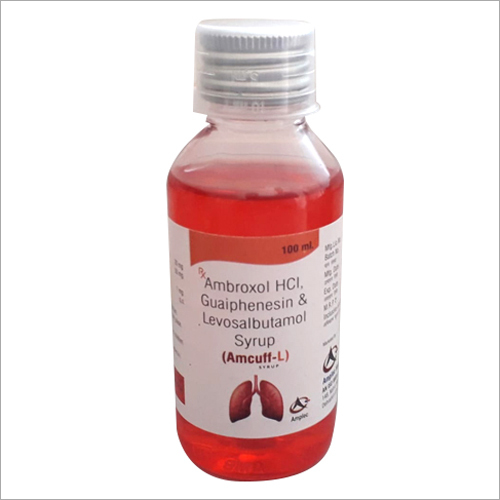 Ambroxol HCL Guaiphenesin Syrup