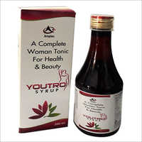 200 ml Women Tonic For Health And Beauty Syrup