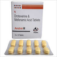 Drotaverine Mefenamic Acid Tablets