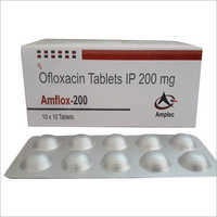 200 mg Ofloxacin Tablets IP