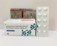 Levocitrizine and Montelukast Tablets