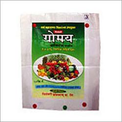 Seeds laminated Packaging Bags