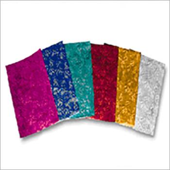 Printed laminated Aluminium Foil Cover