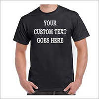 Mens Black T Shirts