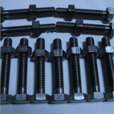 Alloy steel Bolt as per ASTM SA193 Grade B7, B8M
