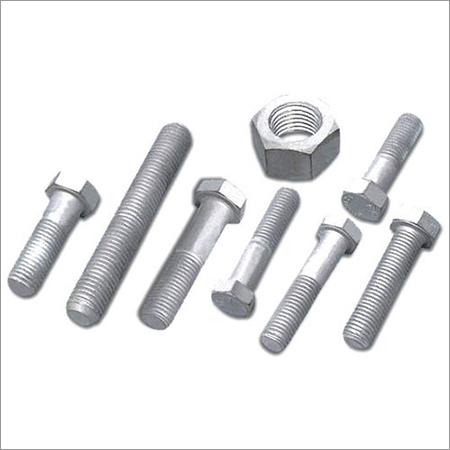 Hot Dip Galvanized  Bolts IS1367/DIN 931/DIN 933