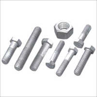 IS1367/DIN 931/DIN 933 Hot Dip Galvanized  Bolts