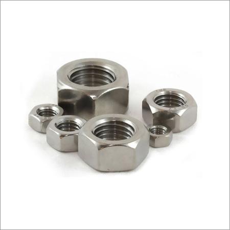 MS Hexagonal nut