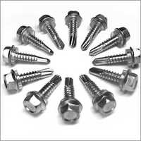 Hex Flange Head SS Self Drilling Screws