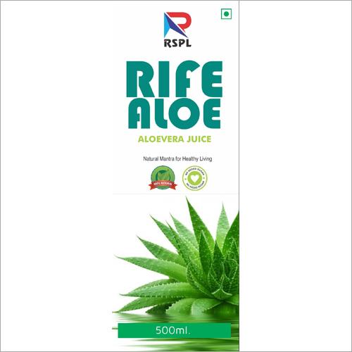 500 ml Aloe vera Juice