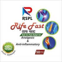 Anti Inflammatory Oil