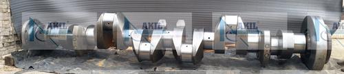 Mak 6M551 Crankshaft