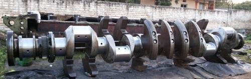Mak 12M551 Crankshaft