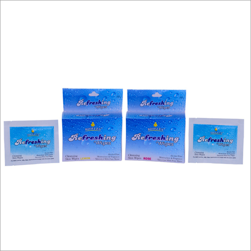 Facial Cleasing Wipes