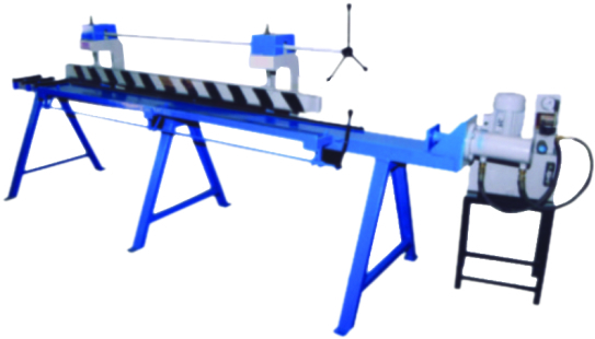 Hydraulic Finger Joint Machines