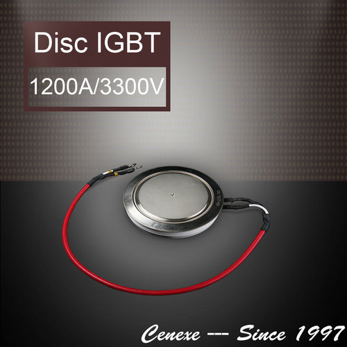 Disc type IGBT Insulated Gate Bipolar Transistor