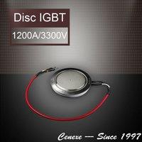 Disc type IGBT Insulated Gate Bipolar Transistor