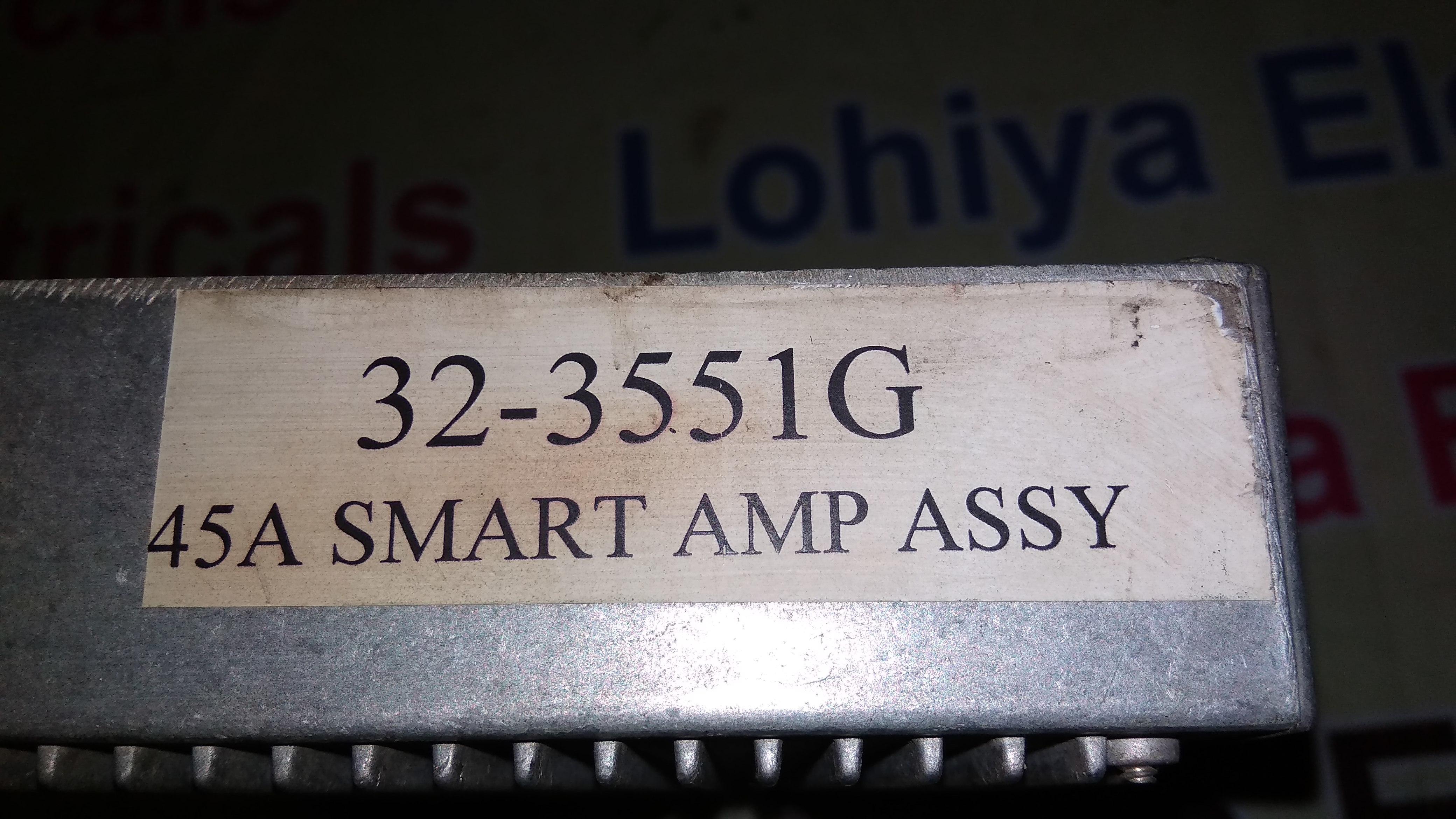 HAAS AMPLIFIER MODULE 32-3551G