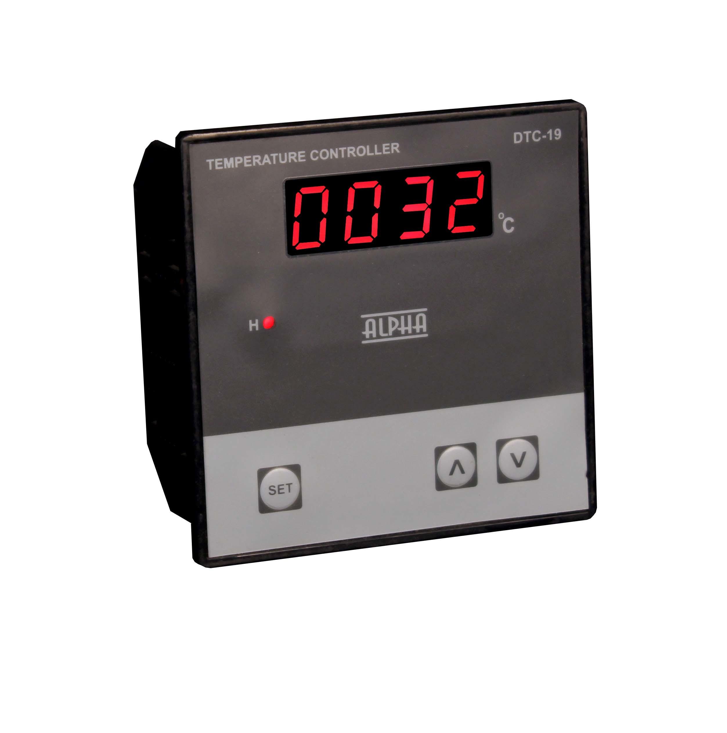 Digital Batch Counter