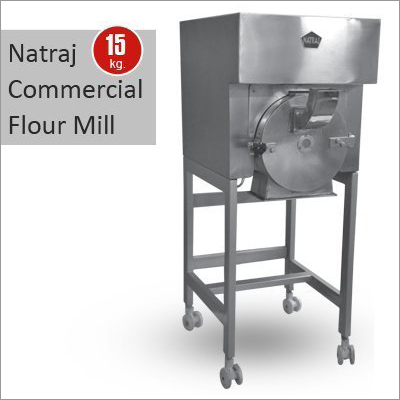Heavy Duty Flour Mill