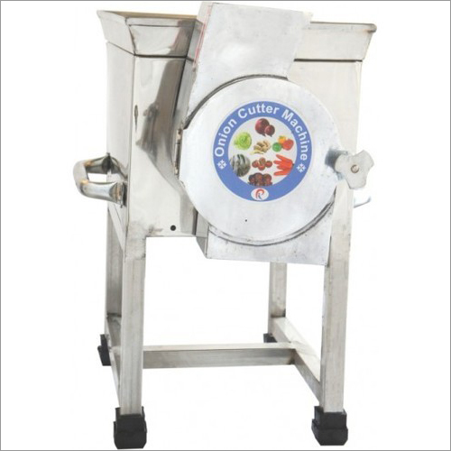 Chili Onion Cutter Machine